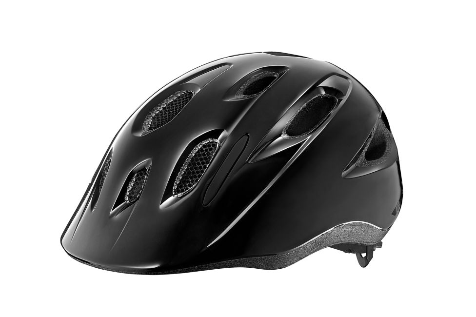 2020 Giant Hoot Arx Childs 50 55cm Cycling Helmet In Black