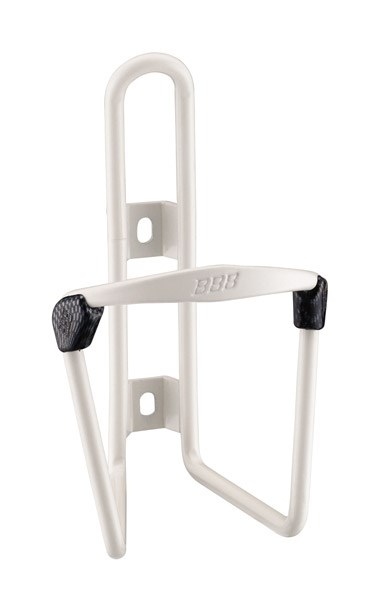 BBB FuelTank Bottle Cage White