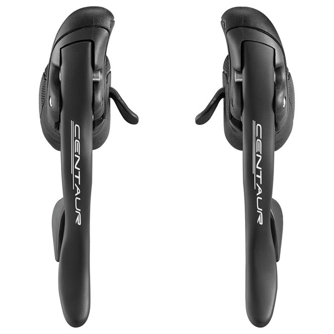 Campagnolo Centaur Black Power Shift 11sp Ergo Shifters
