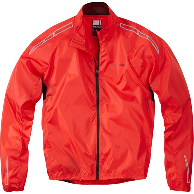 Madison Pac-it Red Jacket