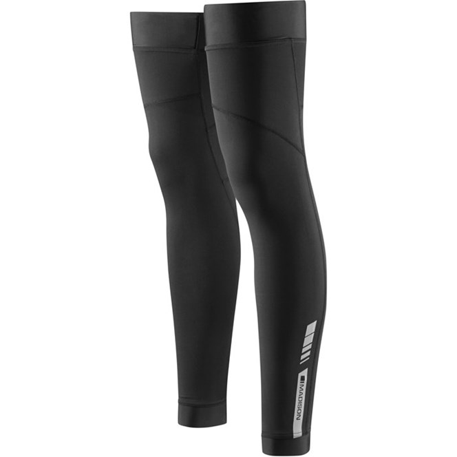Madison Sportive Thermal Leg Warmers Black