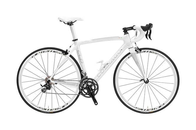 Colnago CLD 2017 105 Womens Road Bike White/Silver