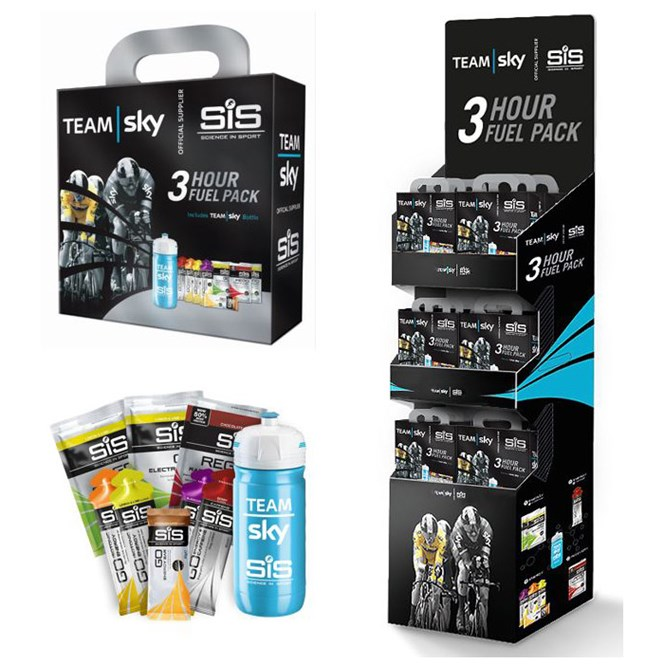 Team SKY 3 hour Endurance Pack