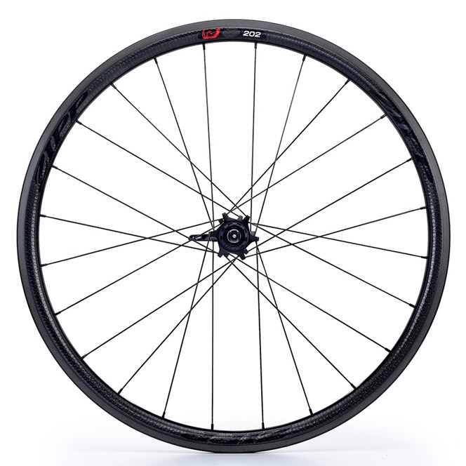 ZIPP 202 Firecrest Carbon Clincher Rear Wheel 10/11sp Campagnolo