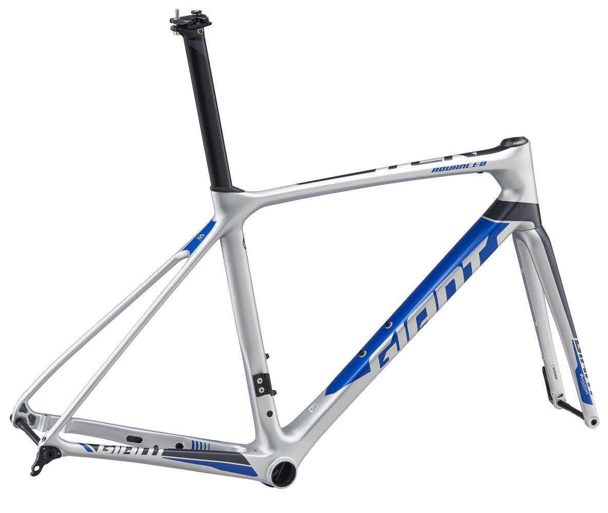2019 Giant TCR Advanced Pro Disc Frameset in Silver £1,349 00