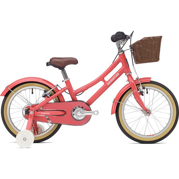 Adventure Babyccino 16 inch Girls Bike