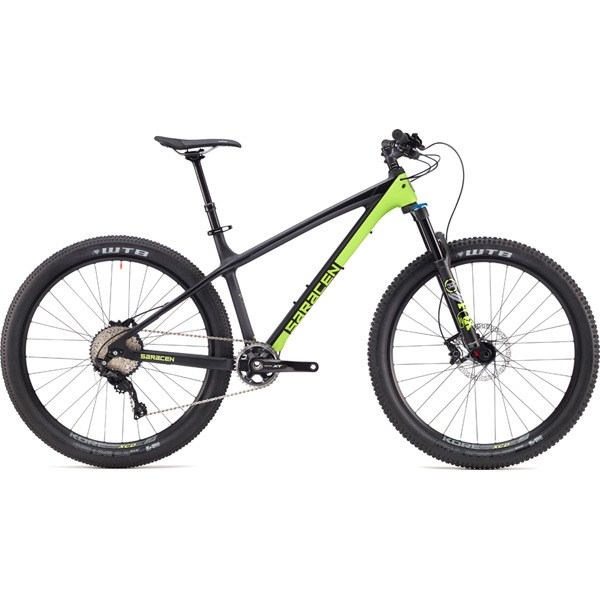 Saracen Mantra Carbon Elite 27.5 inch Mountain Bike 2017 Hardtail